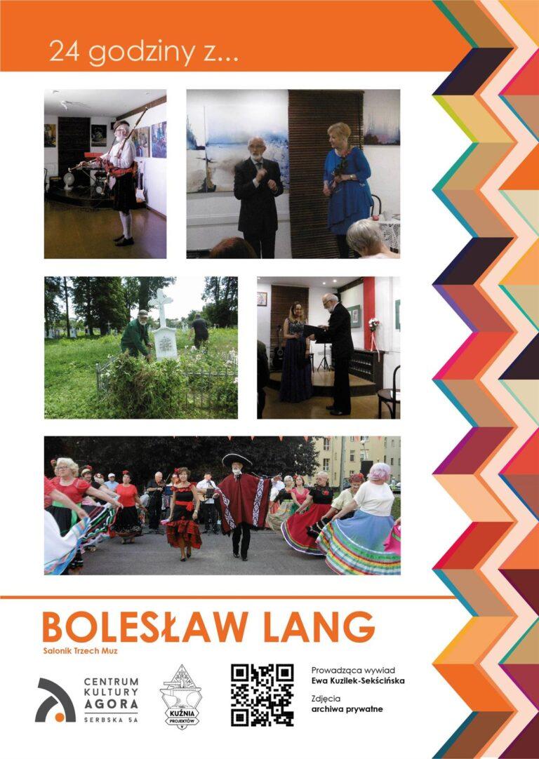 Bolesław Lang
