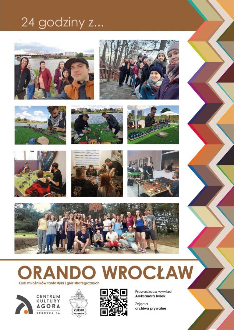 ORANDO Wrocław